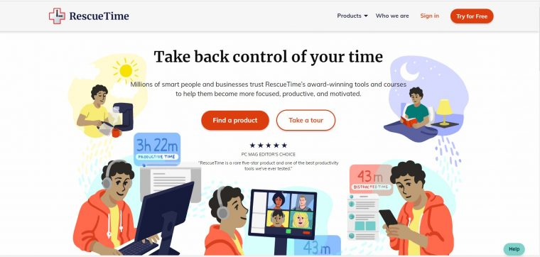RescueTime Review: Should You Use It Today?
