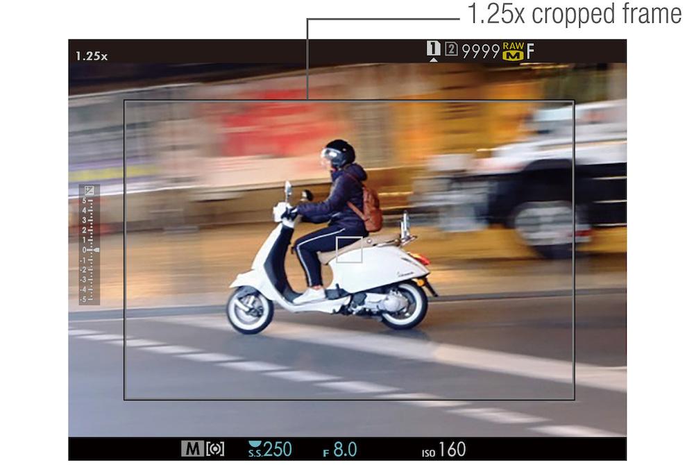 fujifilm x-t30 Resolution ISO Photo Capture