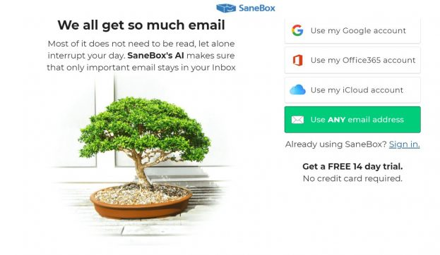 Is SaneBox the Best Email Management Software Available?