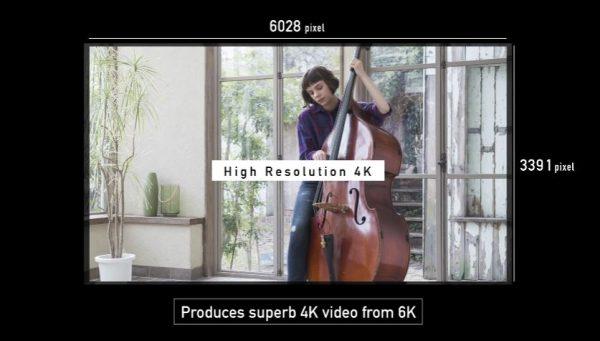 fujifilm x-t30 Video Quality