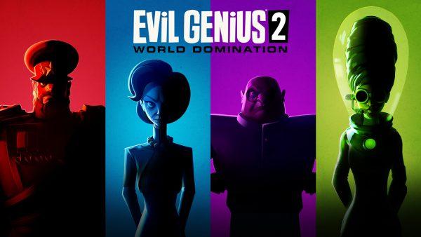 What is Evil Genius 2
