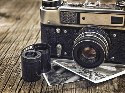 20 Best Film Cameras For Retro Photography Enthusiasts