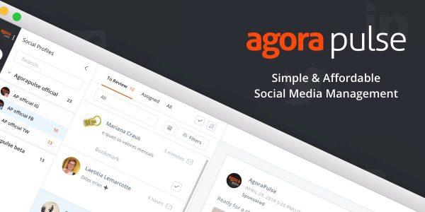 AgoraPulse Featured