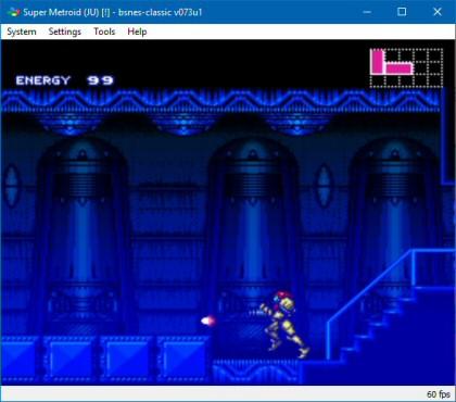 BSNES best snes emulator