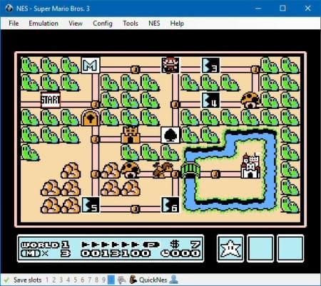 BizHawk best snes emulator
