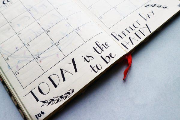 Calendar Motivational