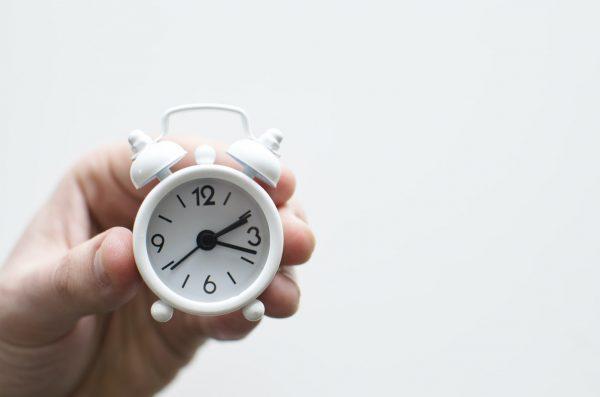 Saving Time