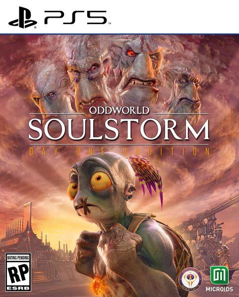 Soulstorm PS5