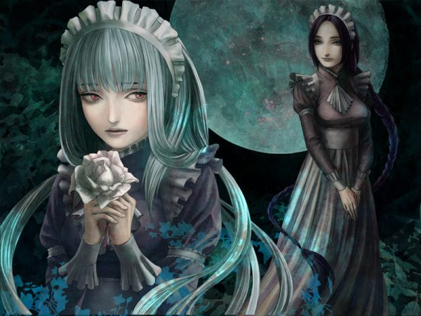 The House in Fata Morgana Graphics