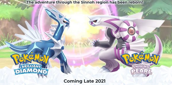Why Should Pokémon Have The Diamond and Pearl Remake
