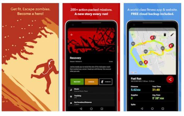 Zombie Night Terrors AR