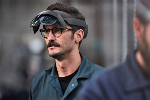 hololens 2 design and fit