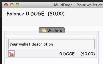 Dogecoin on Mac