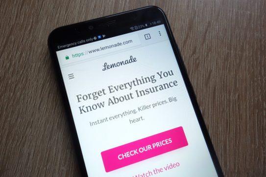 Lemonade Insurance: Why You Should Get This Digital Insurance