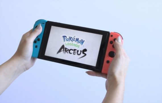 Pokémon Legends: Arceus – Get Hyped for This Upcoming Open-World Pokémon Game