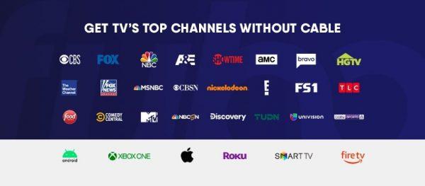 Channels Fubo