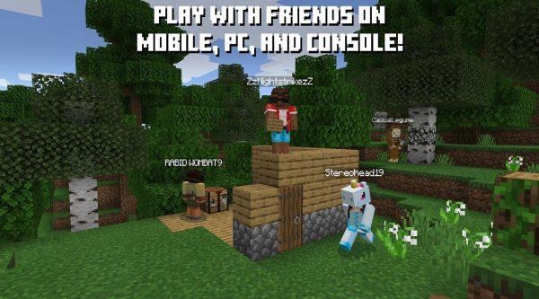 Minecraft Content