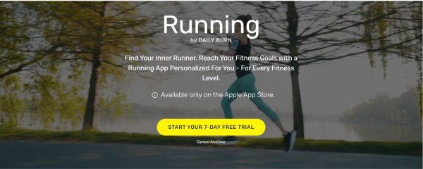 Daily Burn Running