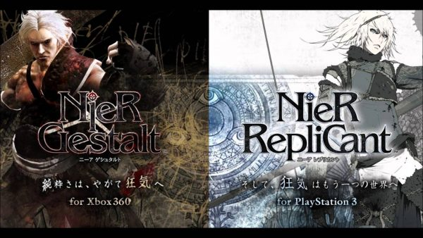 Difference Between NieR and NieR Replicant