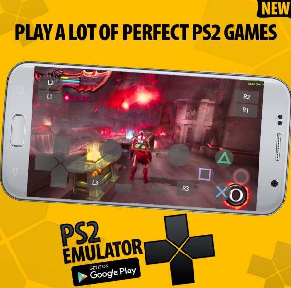 Golden PS2 (Pro PS2 Emulator)
