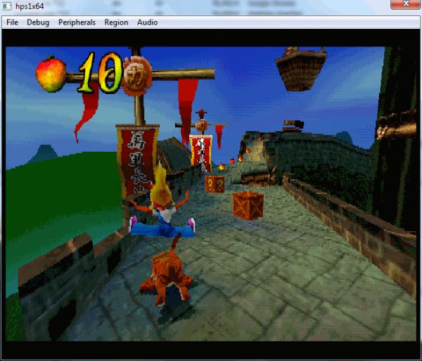 HPSX64 Emulator