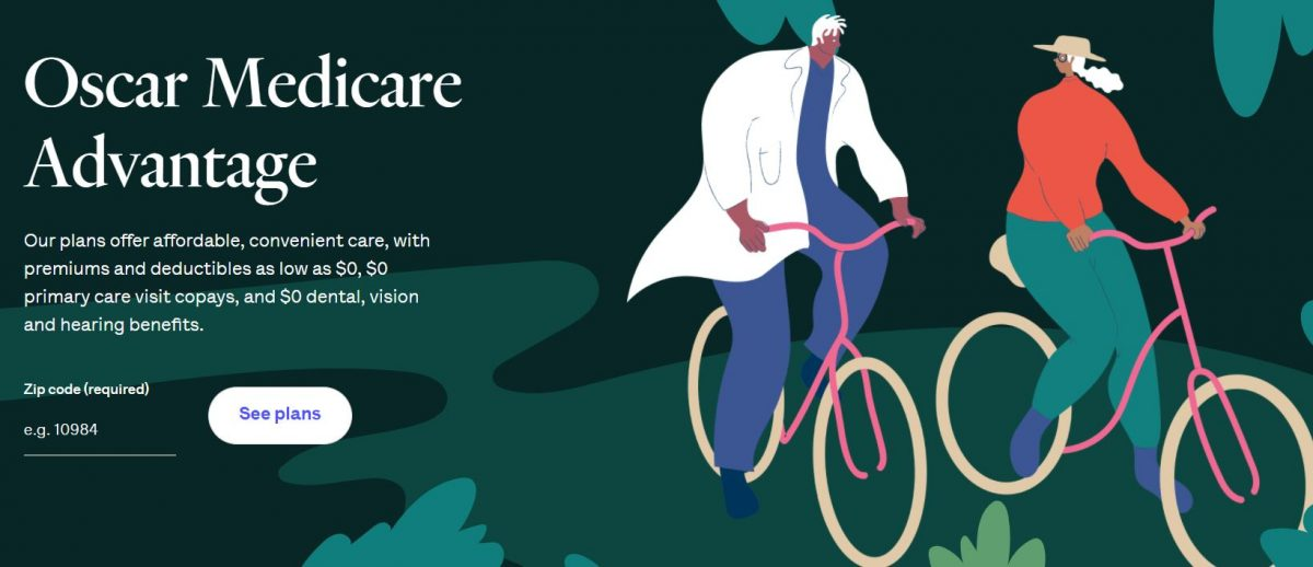 oscar health insurance Medicare Advantage