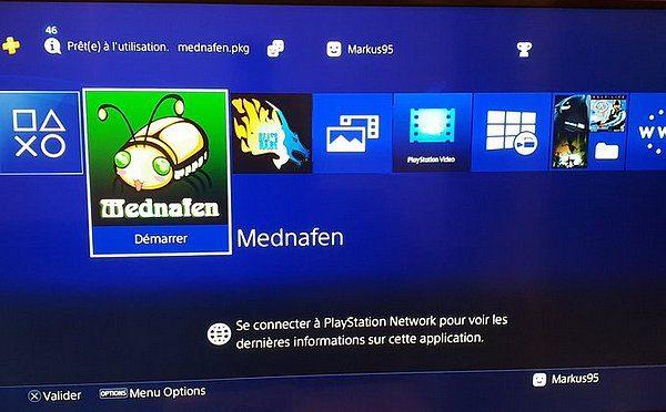 Mednafen PS4 PKG Port of Multi-system Emulator Arrives via Markus95