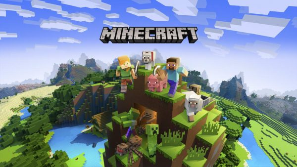 Minecraft Switch on nintendo