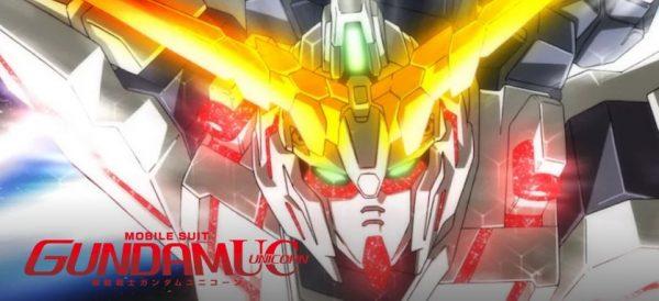 Mobile Suit Gundam UC best anime on netflix