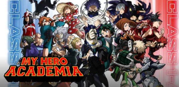 My Hero Academia best anime on netflix