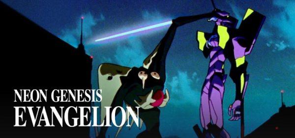 Neon Genesis Evangelion best anime on netflix