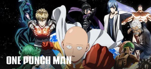One-Punch Man best anime on netflix