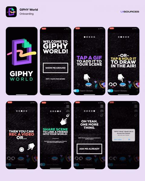 GLIPHY World