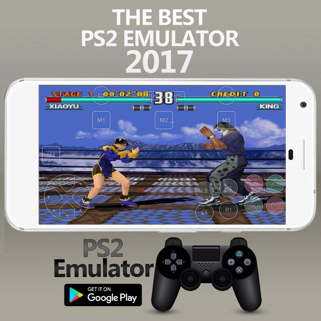 new ps2 emulator screen