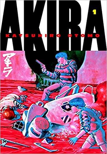 Akira best manga