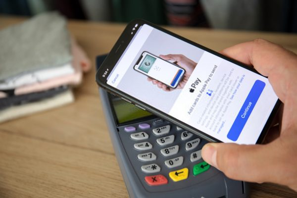 Apple pay mode of payment ecommerce trends