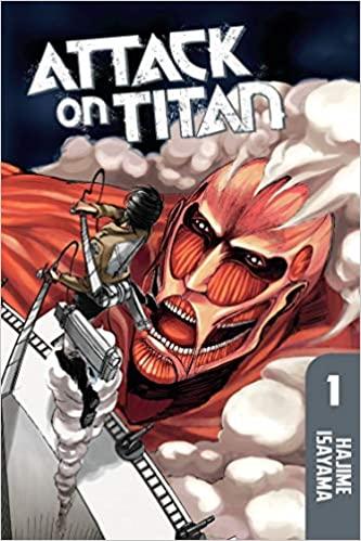 Attack On Titan best manga