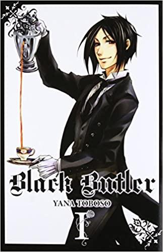 Black Butler best manga