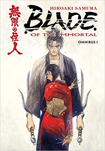 Blade Of The Immortal best manga
