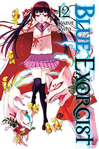 Blue Exorcist best manga