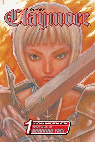 Claymore best manga