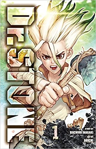 Dr. Stone best manga