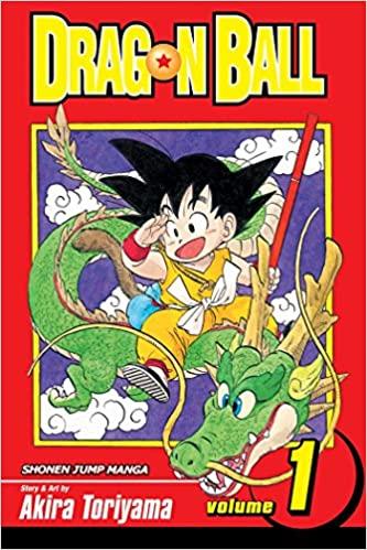 Dragon Ball best manga