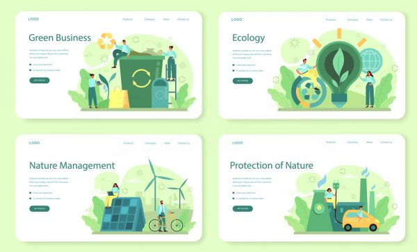 Environmental Consciousness ecommerce trends