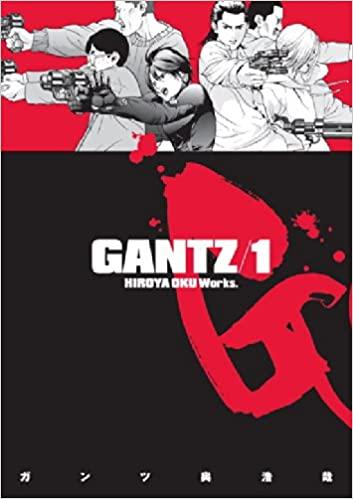 Gantz best manga