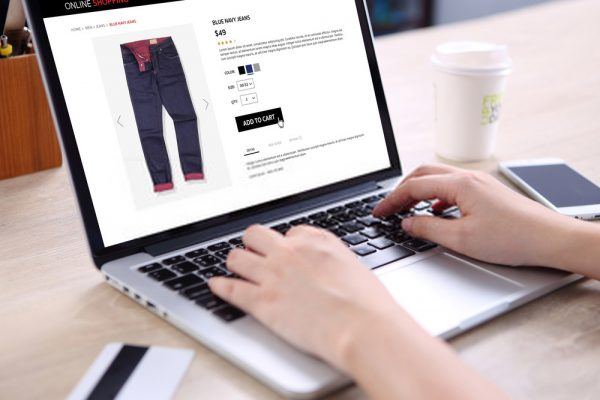 Headless Ecommerce front end