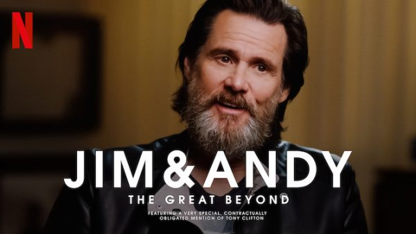 Jim & Andy The Great Beyond