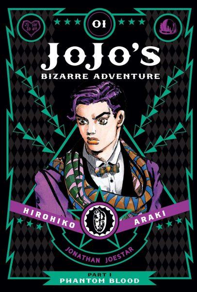 Jojo's Bizarre Adventure Best Manga