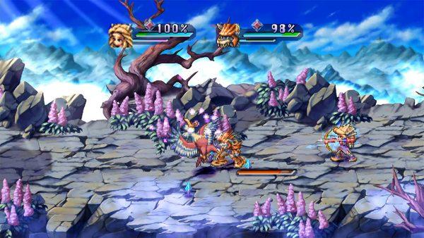 Legend of Mana Gameplay