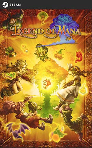 Legend of Mana Steam